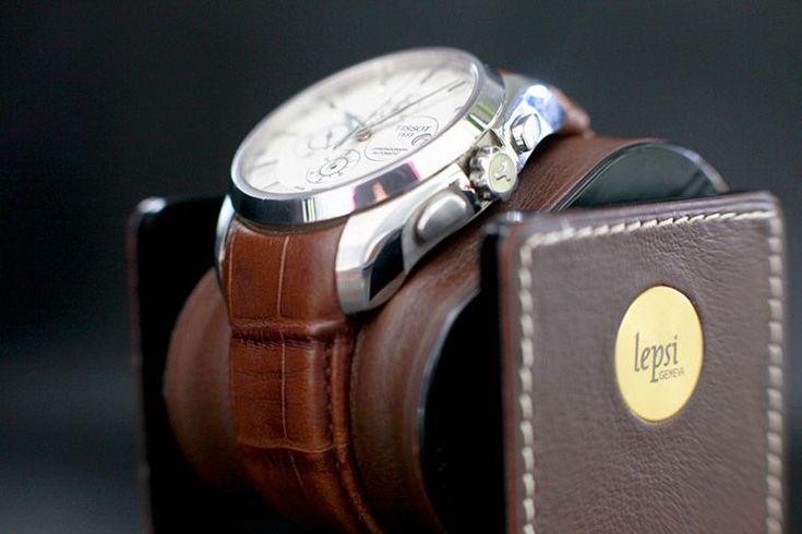 Lepsi : l'appareil de mesure pour vos montres mécaniques