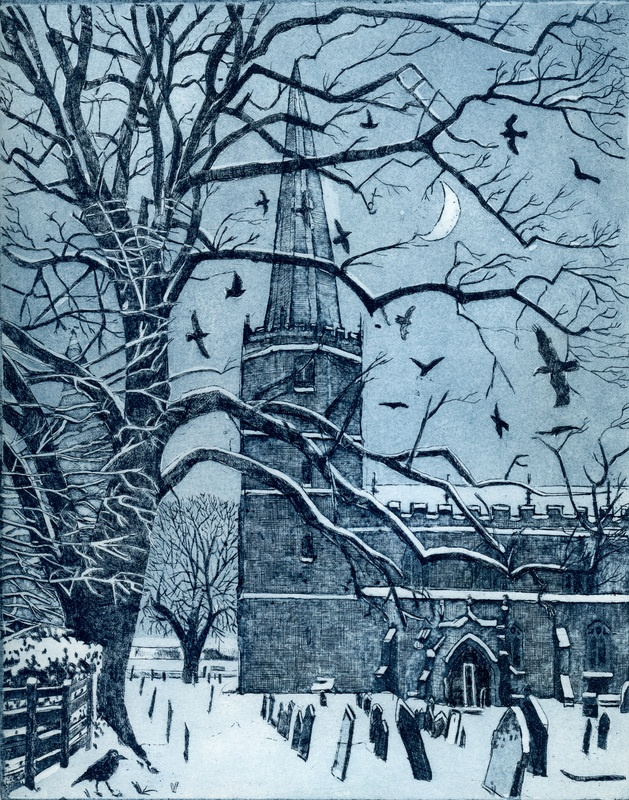 Still Snow, Masham (Yorkshire Dales) - Janis Goodman