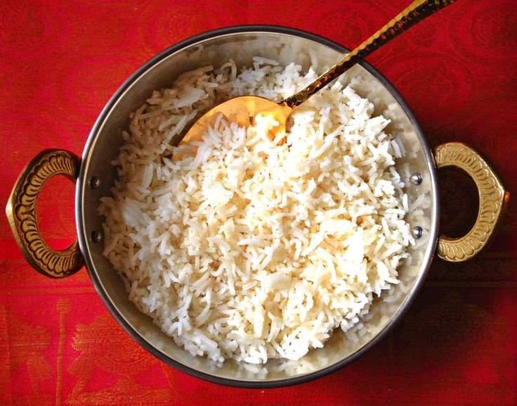 Indian Cooking 101 – Recipe #1: How to make rice perfectly