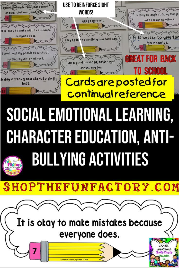 Social Emotional Learning Activities | Social Skills Cards