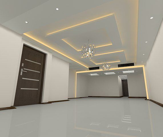 1801 best wall ceiling decor images on pinterest for Drywall designs living room