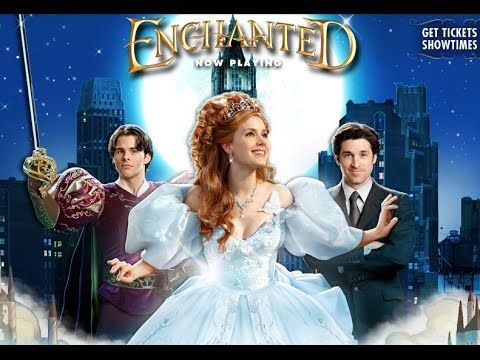 Animation movies full movies english - Enchanted Full Movie (2007)