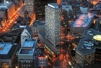 Westin Copley Place Boston Overview