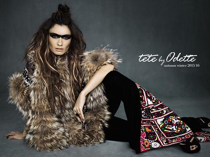 Madame de Rosa Special Edition for Tete by Odette | Madame de Rosa | Bloglovin'