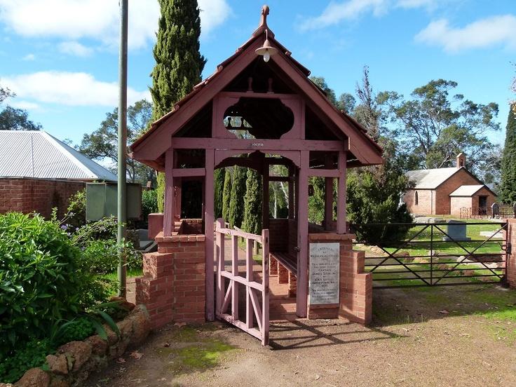 Our Chapel... All Saints, Henley Brook...