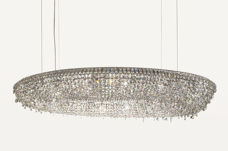 Rio Crystal Chandelier Manooi www.manooi.com #Manooi #Chandelier #CrystalChandelier #Design #Lighting #Rio #luxury #furniture