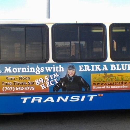 Visit Erika Blue Show OzCat Radio KZCT 89.5 FM on SoundCloud