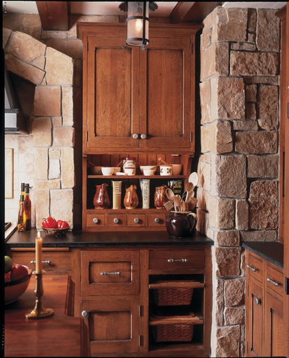 Distressed Kitchen Cabinets, Country Kitchen Cabinets And