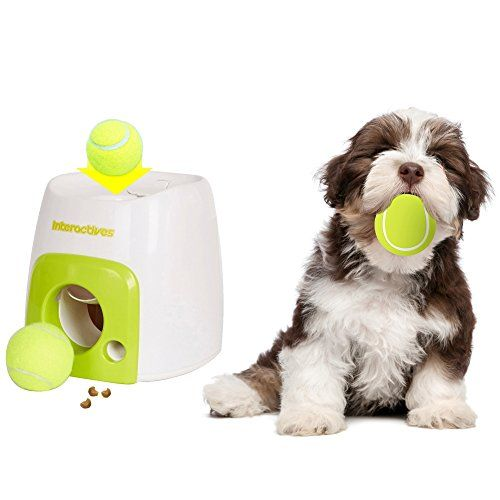 Karmas Product Toy Reward For Dogs Interactive Fetch N Treat Pet