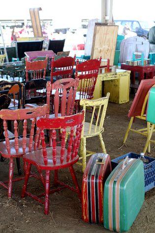 Junkin' Flea-Market Style| Serafii Amelia| Nashville Flea Market
