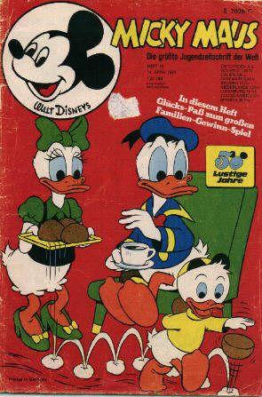 Micky Maus Comic Ich habe NICHTS ANDERES SOOOOOO SEHR geliebt!!!
