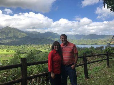 Jim Bob Duggar surprised Michelle with a trip to Kauai, Hawaii, in celebration of their 33rd wedding anniversary.