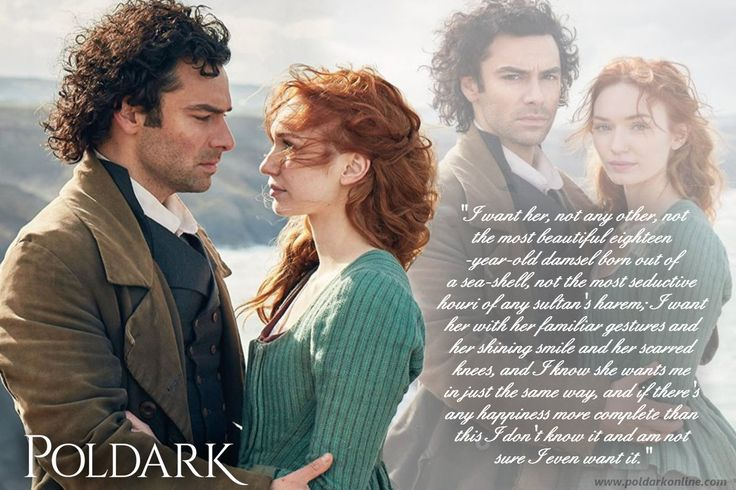 Quote from The Black Moon (Poldark Book 5) by Winston Graham
