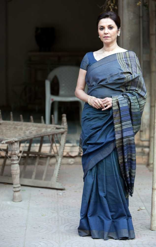 Lillete Dubey in The Best Exotic Marigold Hotel (2011)