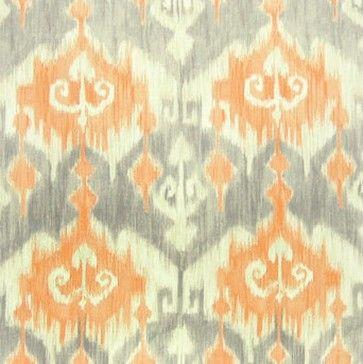 Home Decor GH Orange Crush Decorator Fabrics #Orange_Crush #Orange  #Floral_Fabric #Decorator_Fabric #