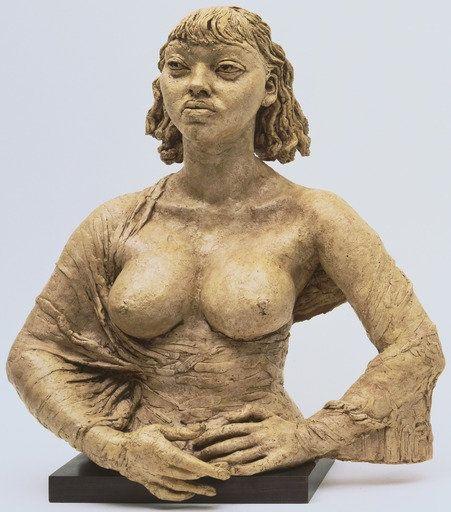 Jacob Epstein. Isobel. 1933