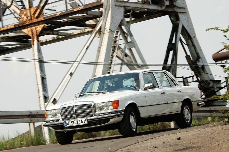 Mercedes Benz 350 SE (W 116)