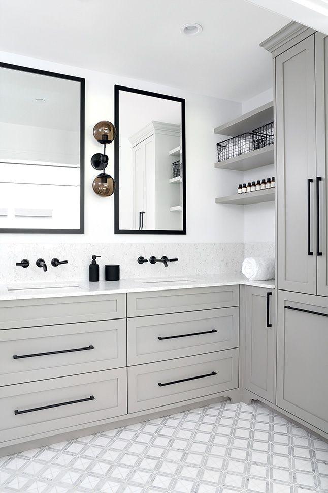 Inspiration: 12 salles de bains de rêve en 2019 | Salle de bains ...
