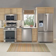 Kitchen Cabinets Kitchen Appliance Packages And Siemens Dishwasher