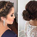 31 schönsten Hochsteckfrisuren für Abschlussball   - Wedding hairstyles - #Abschlussball #für #Hairstyles #Hochsteckfrisuren