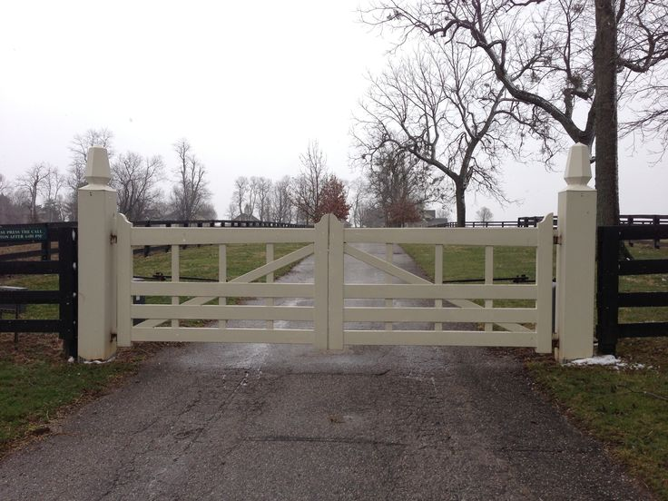 Wooden farm gates plans woodworking projects