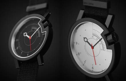 A Watch for Motorbike Lovers – Fubiz Media