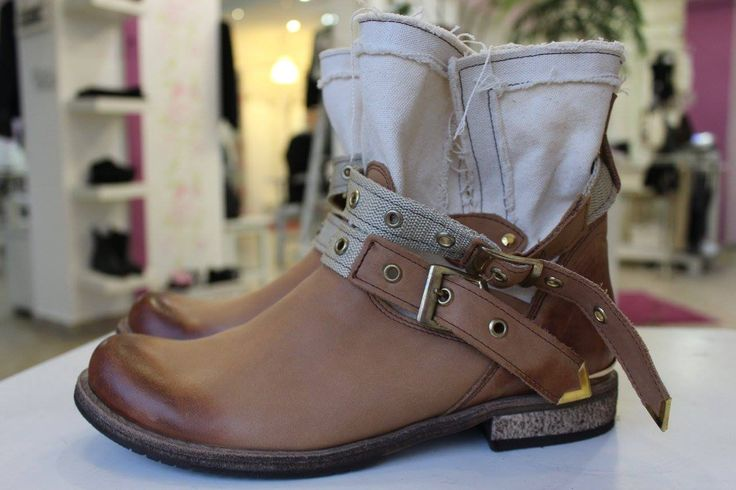 Csau spring boots