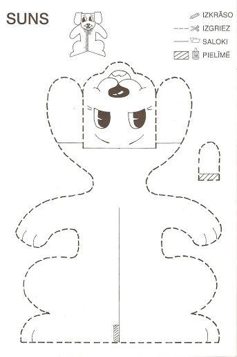 Animales de papel