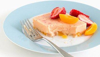 Kids in the Kitchen: Fruit & Yoghurt Slice Recipe