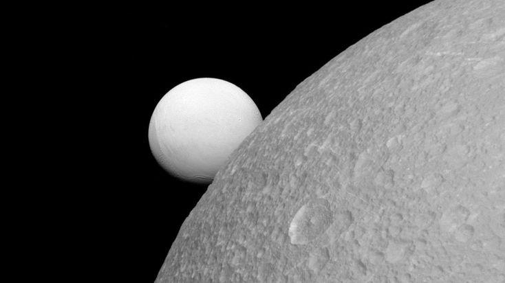 Cassini spacecraft poised to dive beneath Saturn rings   NASA News   Al Jazeera
