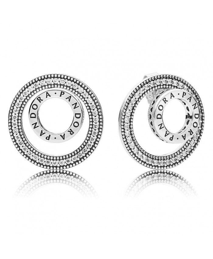 74714ed56 Forever Signature Earrings | pandora black friday | Earrings ...