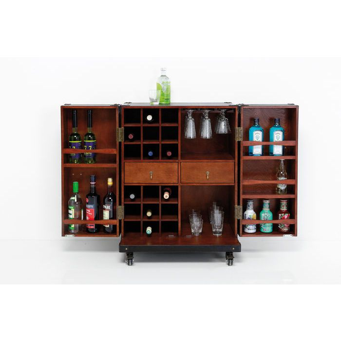 Bar Colonial Trunk Small - KARE Design