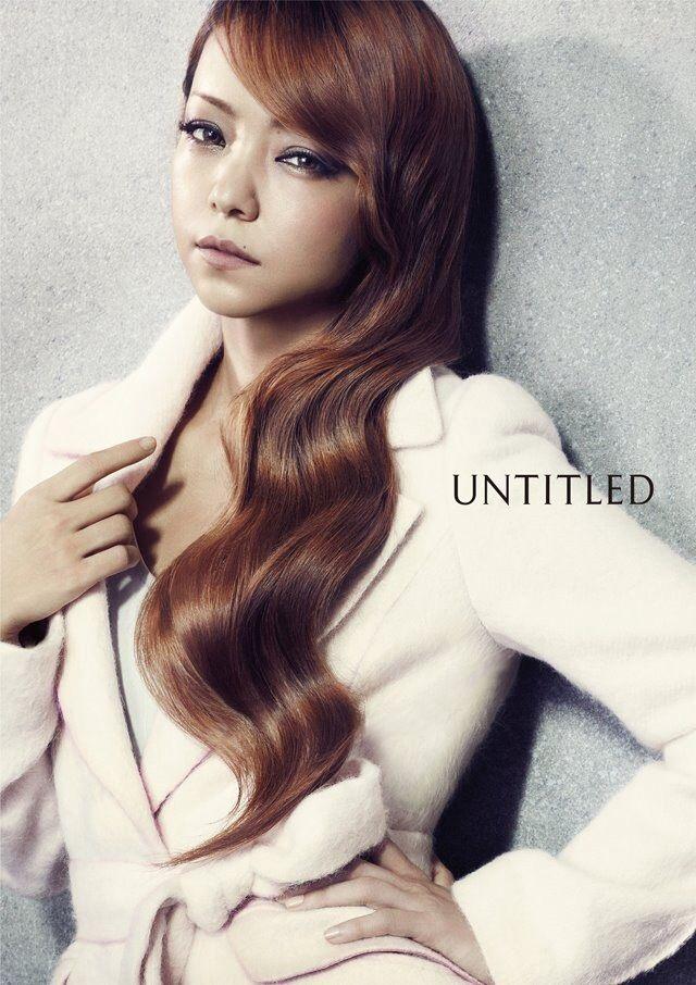 Namie Amuro 安室奈美恵 2013年代言服飾「UNTITLED」- 3