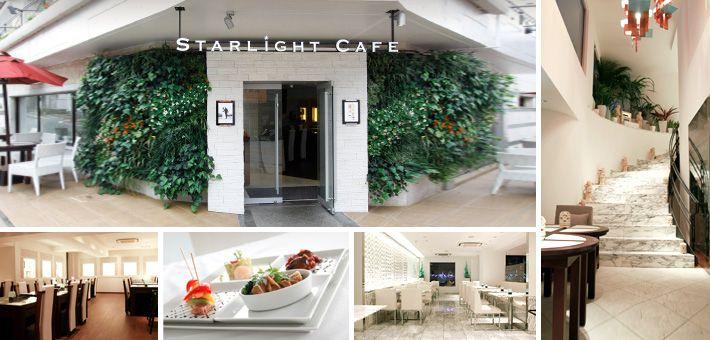 STAR JEWELRY|STARLIGHT CAFE