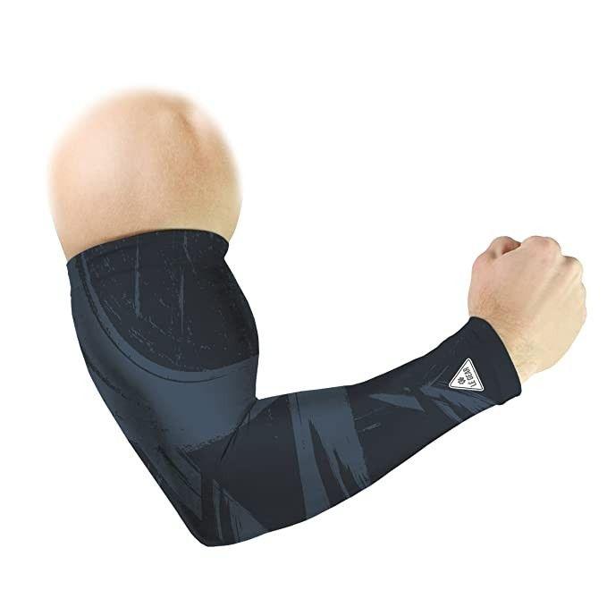 Le Gear Fury Series Arm Sleeves Navy Indigoish In 2020 High Performance Fabric Arm Sleeve Girl Fashion