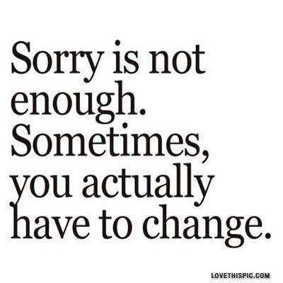 It isn't enough
