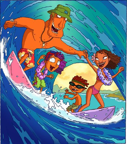 Rocket Power | Kidz Showz
