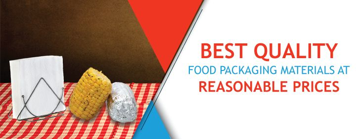 DcGpac a food packaging materials manufacturers, suppliers & exporters in India. Get in touch with us for best quality food packaging materials across India.