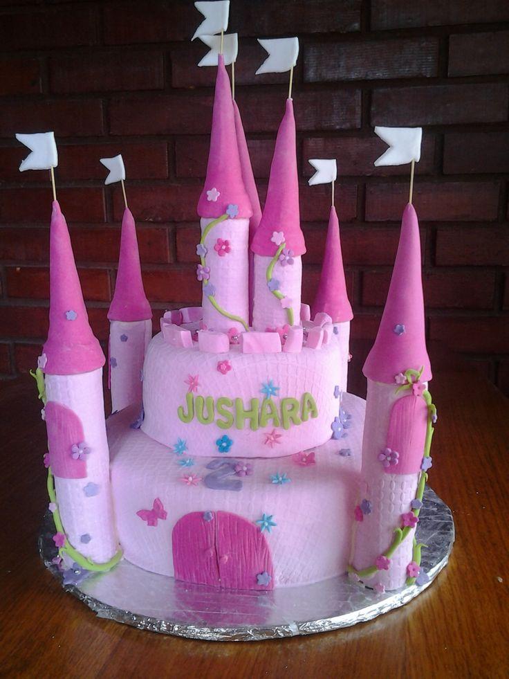 #castle #cake- Creada por @VolovanProductos #Puq - Punta Arenas- Chile