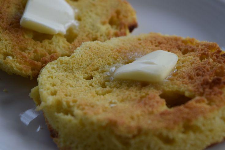 Keto, Grain-Free, Gluten-Free 90 Second English Muffins - Snack Rules