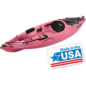 Sun Dolphin Bali 10' Sit-On Kayak, Pink