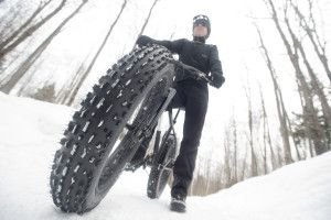 Fat Bike Fever Hits Marquette County