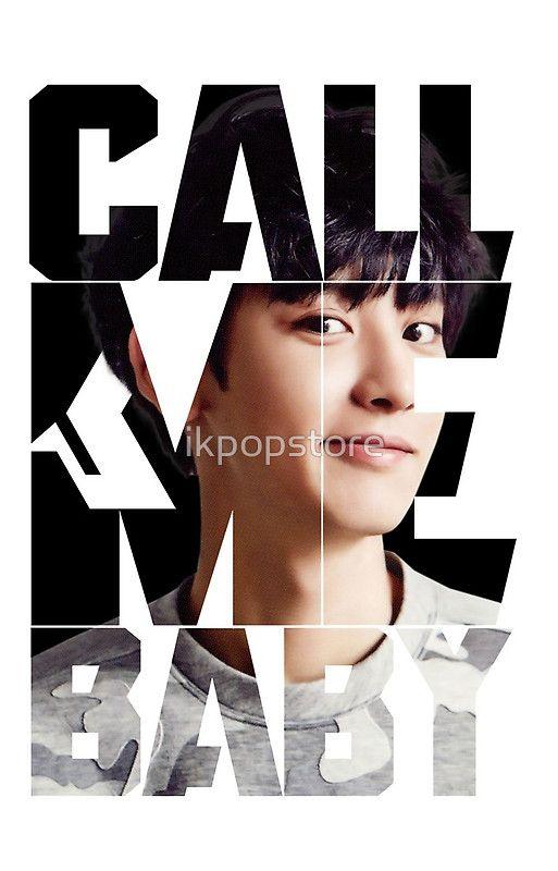 EXO Chanyeol 'Call Me Baby'