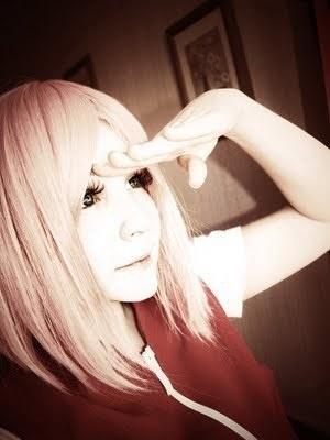 #Naruto #Sakura #cosplay