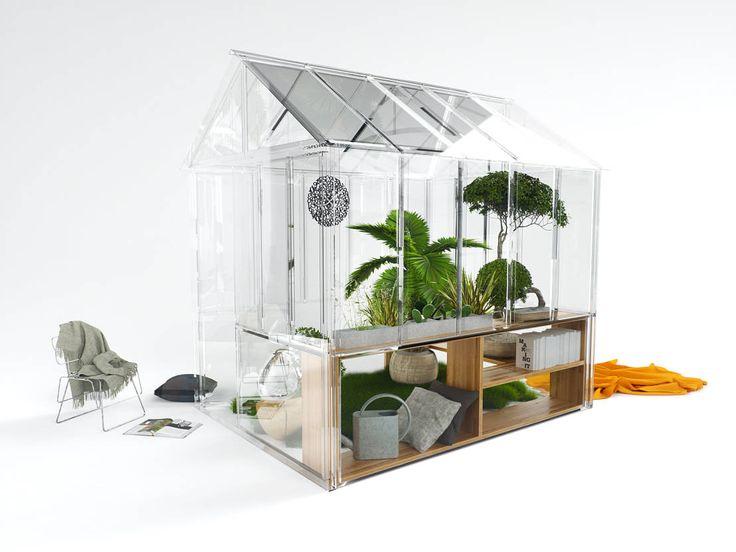 Les 25 meilleures id es concernant effet de serre d for Jardinage d interieur