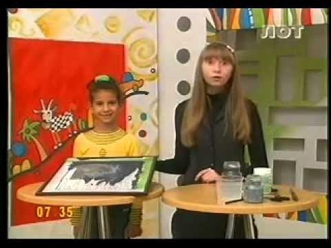 """Программа """"Вы сможете"""" на ОТВ Снежинск и мастер по декупажу АннаКомарова покажут…"""