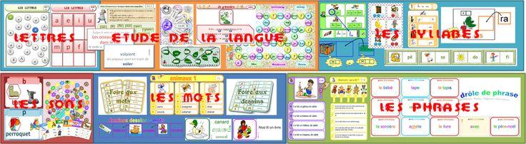 Des jeux de français