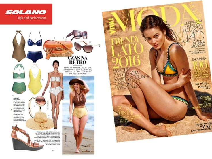 Viva Moda Magazine #eyewear #magazine #sunglasses #fashion