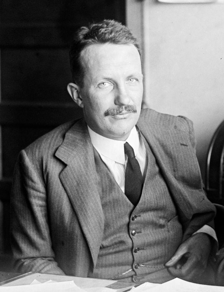 Kermit Roosevelt · Theodore RooseveltAmerican PresidentsKermitDepressionInteresting ...