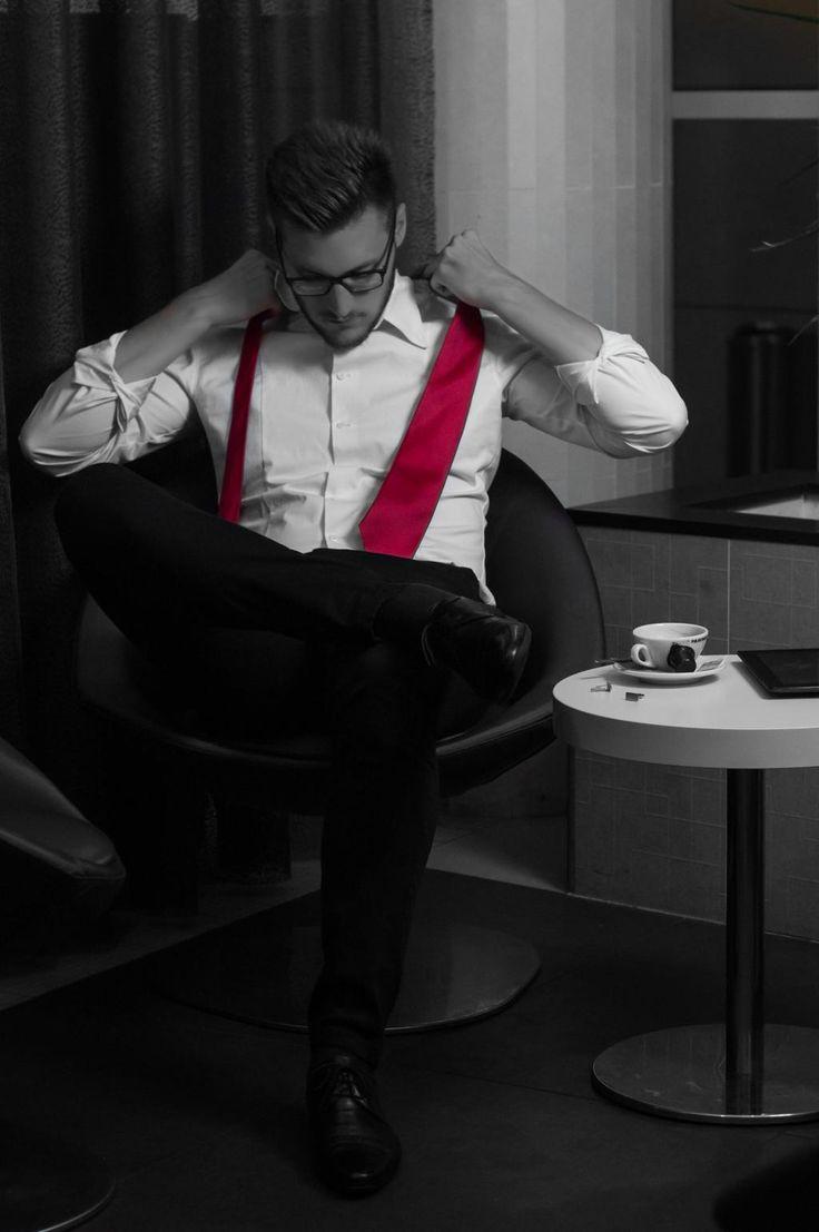 #okstal #coffee #wine #resistant #mens #shirts #mensfashion #endofwatch #redtie #chill